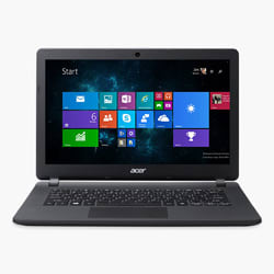 Acer Aspire E5-575 39.62cm Windows 10 (Intel Core i3, 4GB, 1TB HDD)