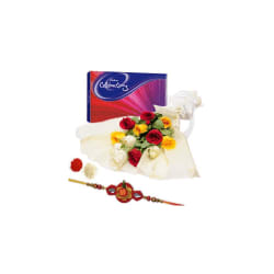 BAF Rakhi Colorful Celebration Gift