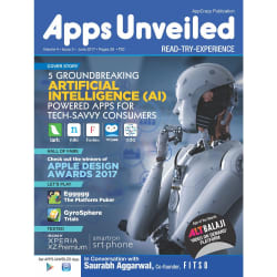 Apps Unveiled, english, 2 year