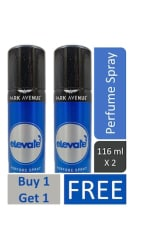 Buy 1 Get 1 Free Park Avenue Elevate Perfume Spray 100g