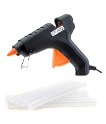 Professional Art 40 Watt Glue Gun with 2 Glue Sticks