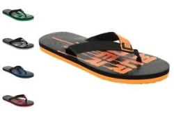 Details about  Burner Men s Flip-Flops & Slippers In multi color options (BES-209)