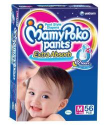 Mamy Poko Pants Diaper M 56 Pcs