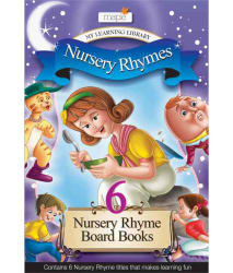 My Learning Library - Nursery Rhymes Board Books