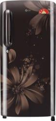 LG 190 L Direct Cool Single Door 3 Star Refrigerator (Hazel Aster, GL-B201AHAW)