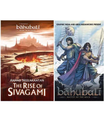 Bahubali Combo Pack- Rise Of Sivagami & Battle Of The Bold