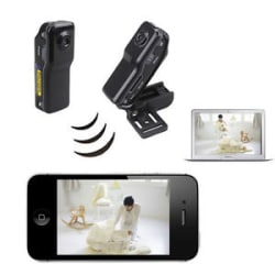 Details about Wifi IP Wireless Mini DV Security Camera For Android Ios PC Video Recorder