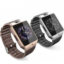 Details about DZ09 Bluetooth Smart Watch Phone - Sim Card & Memory Slot - Camera -Android iOS