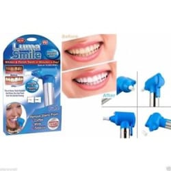 Details about  New Luma Smile - Home Tooth Polisher - Removes Stains for long lasting Results