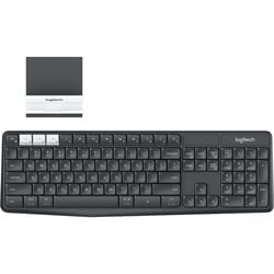 Logitech K375s Wireless Multi-Device Keyboard (Black)