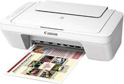 Canon PIXMA MG3077S Multifunction Printer