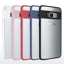 For Samsung Galaxy S7 Edge Luxury SlimThin Hybrid TPU Shockproof Back Case Cover