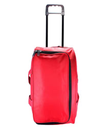 3g 20 Inch Duffle Bag With Trolley Red