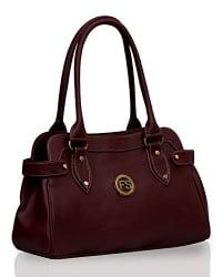 Fostelo Women s Handbag Maroon (FSB-391)