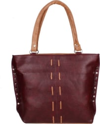 Jimmy Octan Shoulder Bag  (Brown)
