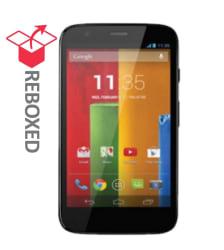 REBOXED Moto G 2nd Gen (XT1068) 16GB Black (6 Month Seller Warranty)