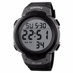 Details about Skmei Luxury Brand Sports Watches Dive 50 m Digital LED Military Watch