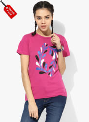 Pack Of 2 Multicoloured Solid T Shirt