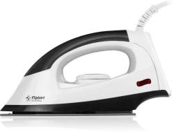 Flipkart SmartBuy 1000 W Dry Iron (Grey, White)