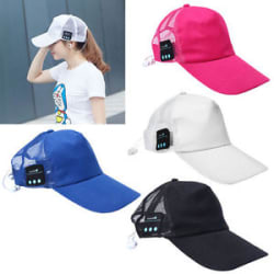 Details about  Wireless Bluetooth Baseball Cap Music Sun Hat Hands-free Phone Call Back