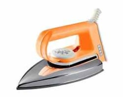 Details about Usha Dry iron 2102T LW Teflon with 1 Year Manufaturer Warrranty