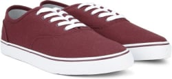 United Colors of Benetton Sneakers For Men (Maroon)