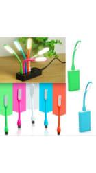 USB Portable LED Light Mini Lamp