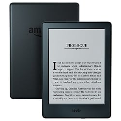 All-New Kindle E-reader - Black, 6\
