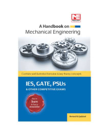 A Handbook on Mechanical Engineering ESE,GATES,PSUs Other Competitive Exams English (Paperback) 2015