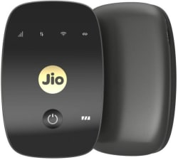 JioFi M2S Wireless Data Card (Black)