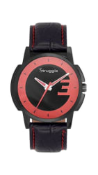 Struggle Black Analog Watch