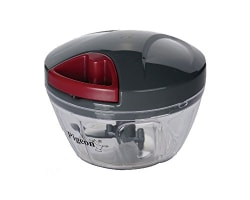 Pigeon Handy Mini Chopper with 3 Blades, Grey