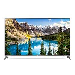 LG 49UJ632T 124cm (49inch) UHD 4K Smart LED TV (2017 Edition)