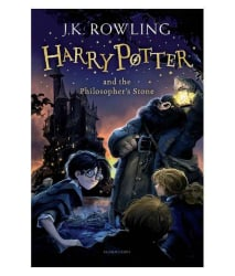 Harry Potter And The Philosophers Stone - New Jacket Paperback (English)