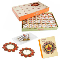 Bikanervala Diwali Special Kaju Roll