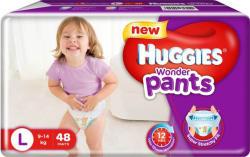 Huggies Wonder Pants - L (48 Pieces)