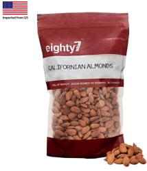 eighty7 Californian Almonds (900 Grams)