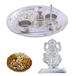 Sri Jagdamba Pearls Diwali Special Thali Hamper