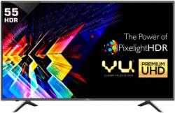 Vu 140 cm (55 inch) Ultra HD (4K) LED Smart TV (LTDN55XT780XWAU3D_HDR)