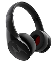 Motorola Pulse Escape Headphones (Black)
