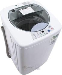 Haier 6 kg Fully Automatic Top Load Washing Machine White (HWM 60-10)