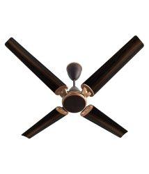 Kenstar 1320 FN-KCAC261BG4A-OSJ Ceiling Fan Brown