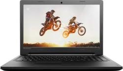 Lenovo Core i3 6th Gen - (4 GB/500 GB HDD/DOS) Ideapad 110 Laptop (15.6 inch, Black, 2.2 kg)