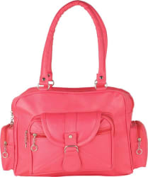 Ritupal Collection Satchel (Pink)