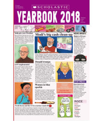 Scholastic Yearbook 2018