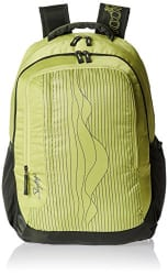 Skybags Helix 29.5 Ltrs Green Casual Backpack (BPHELFS1GRN)