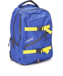 American Tourister AMT Zap 2016 16 L Backpack (Grey)