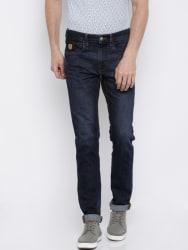 U.S. Polo Assn. Denim Co. Men Blue Regallo Skinny Fit Stretchable Jeans