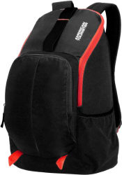 American Tourister Fit Pack Gym 21 L Backpack  (Black)
