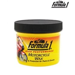 Details about  Original Formula1 Motorcycle Bike Paint Chrome Shine Wax Polish Waxing High 114g